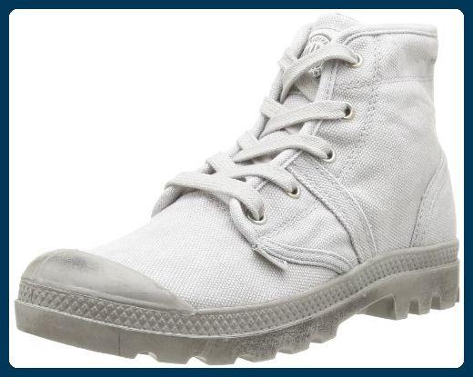 Palladium Pallabrouse, Damen Desert Boots, Grau (vapor/metal 095), 39 Eu (5.5 Damen Uk)