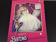 BARBIE BALLERINA NUTCRACKER FASHION ORIGINALS  MATTEL 1975