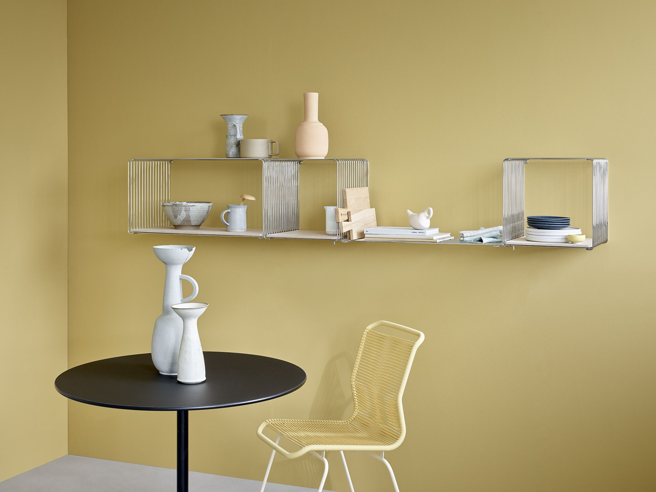 The Panton Wire is not only beautiful as standalone, but
