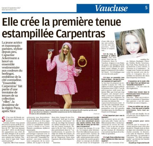 https://flic.kr/p/XMTA66 | Laprovence-Carpentras