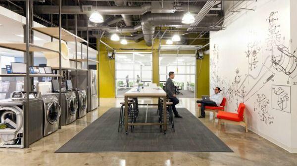 Las oficinas mas modernas del mundo Impresionante Open office