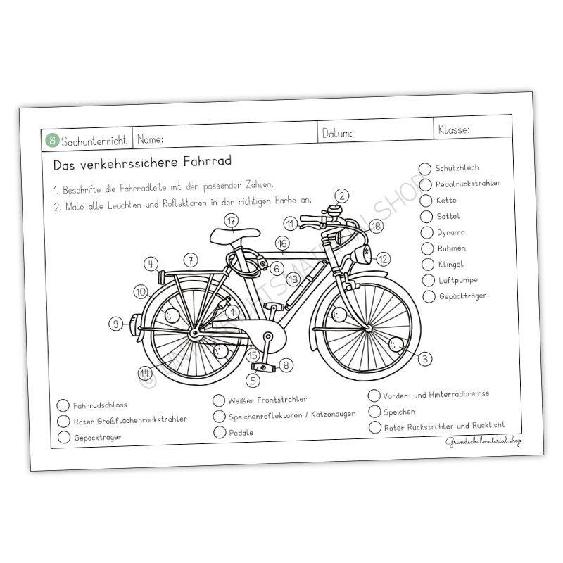 Verkehrssicheres Fahrrad In 2020 Verkehrssicheres Fahrrad