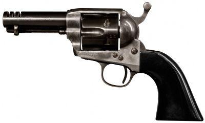 Expendables - Custom Colt 45 SAA