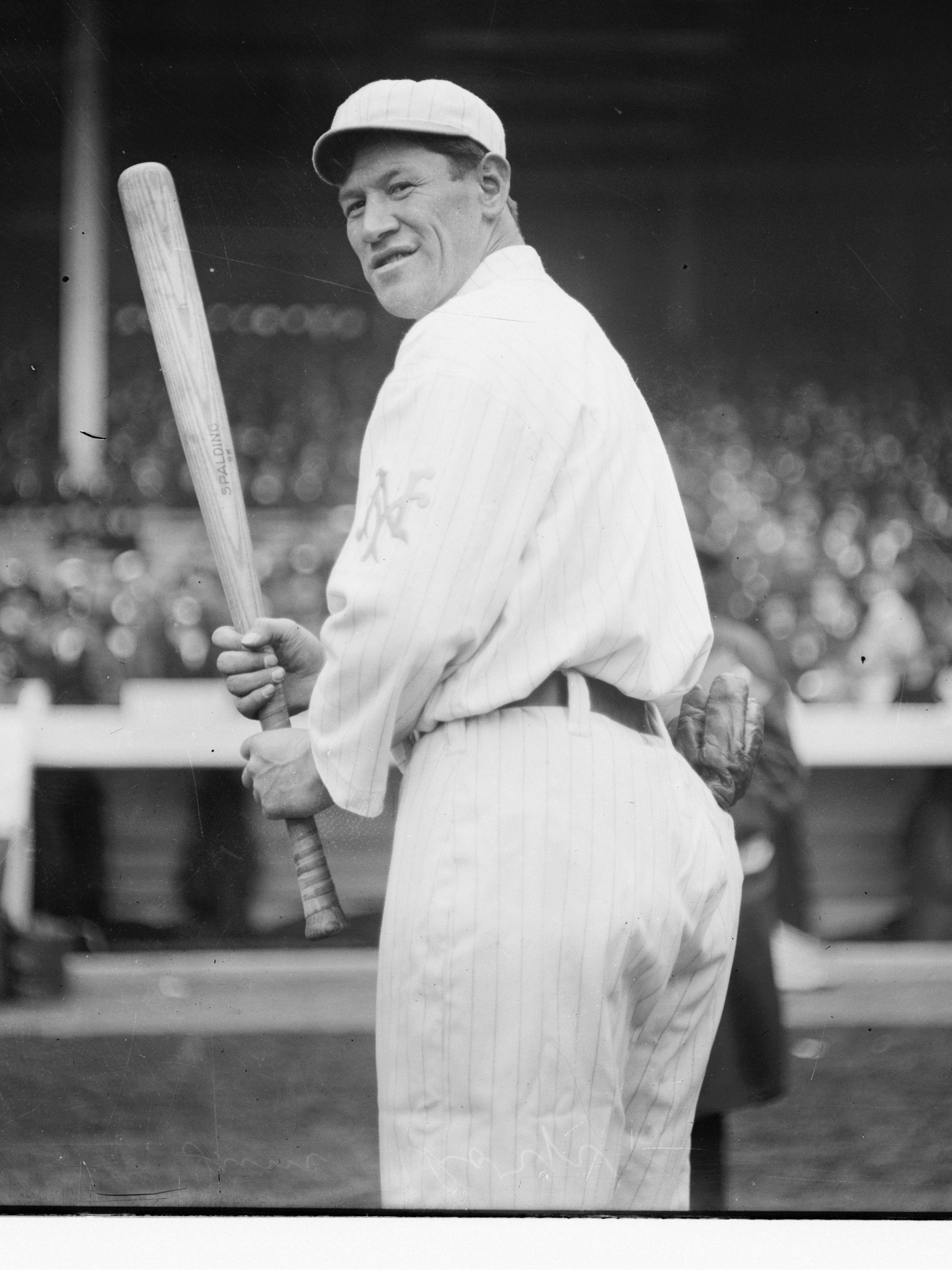 Jim Thorpe New York Giants 1913 American athletes