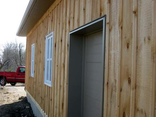 Pine Board And Batten Bevel Siding Cove Siding Clap