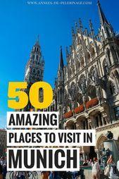 Eine riesige Liste der besten Aktivitäten in München die von einem Einheimischen geschrieben wurden Erfahren Sie mehr über   Celebrities that will Inspire...