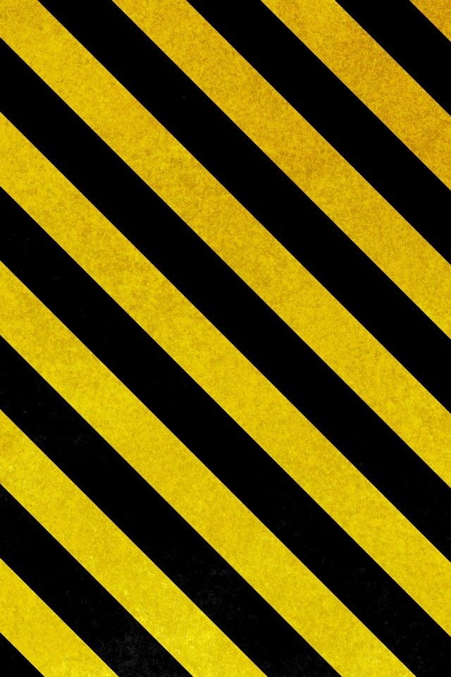 wallpaper iphone yellow and black stripes for danger