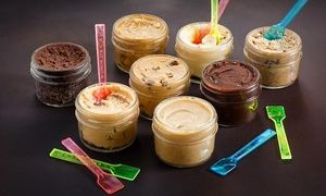 The Cookie Jar Dc Fascinating Groupon  Edible Cookie Dough At The Cookie Jar Dc Up To 34% Off