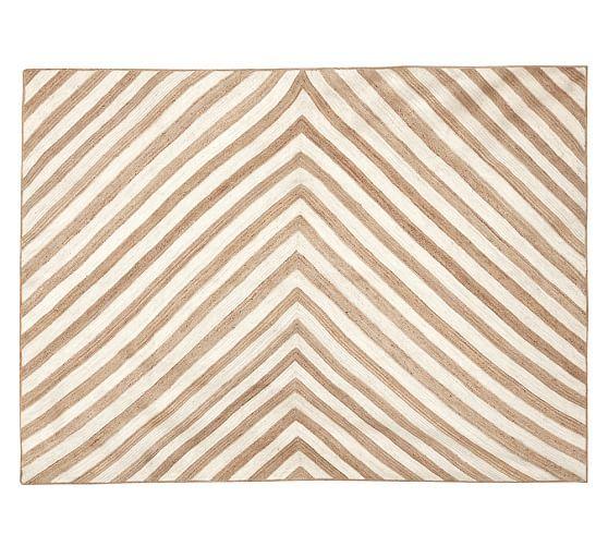 Chevron Stripe Rug