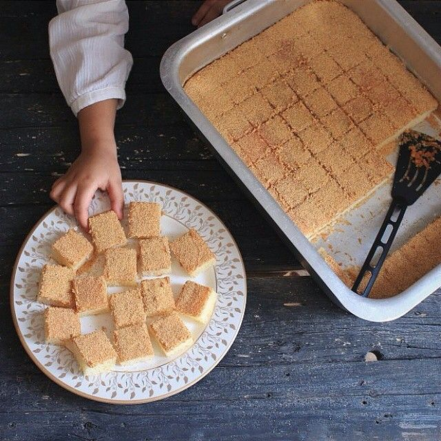 Instagram Photo By طبخكم Mar 15 2015 At 12 41pm Utc Food Sand Cake Frozen Treats