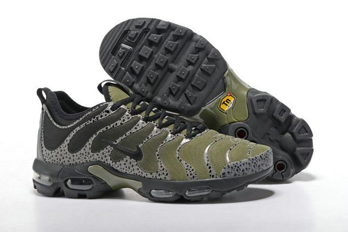 Sneakers Nike Air Max Tn Plus Ultra 881560 434 Army Green Shoe New Style