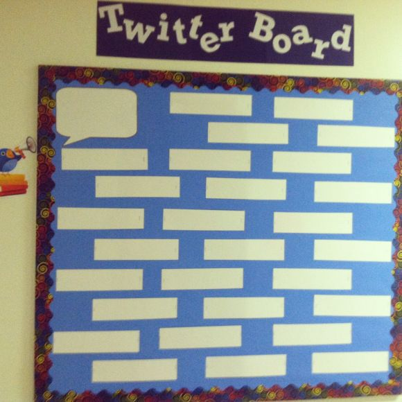 Classroom Interactive Ideas : Interactive bulletin board for kids to respond a