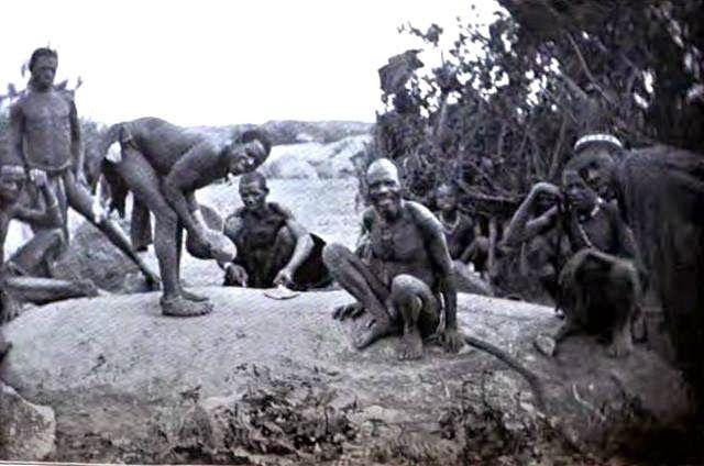 1890: Mashona Iron-workers