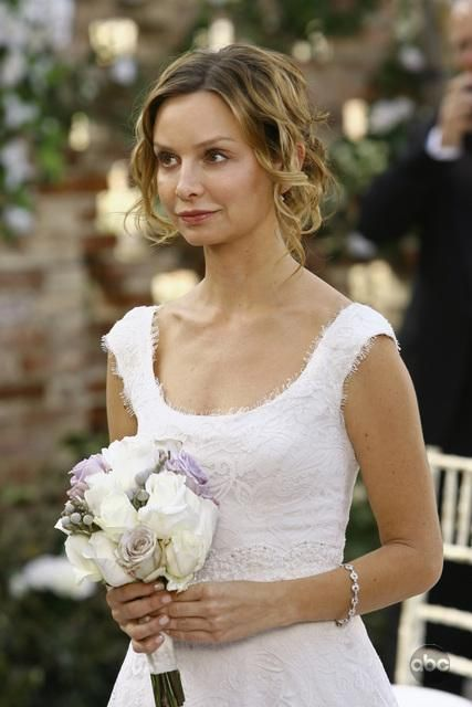 Calista Flockhart in Brothers & Sisters
