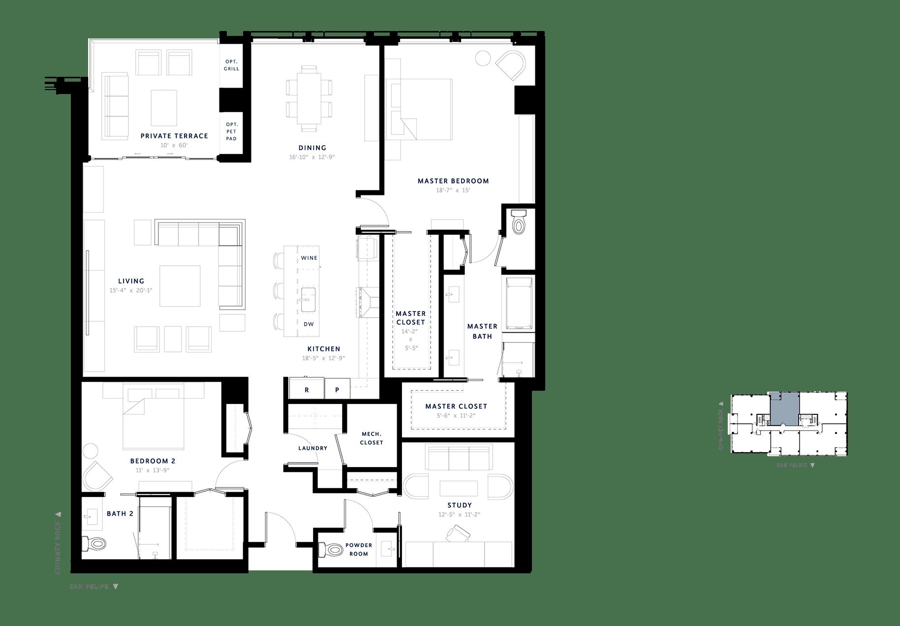 The Hawthorne Floorplans Floor Plans Smart Home Technology Home Technology