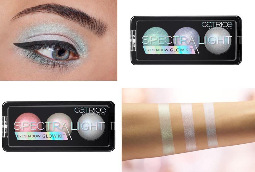 Картинки по запросу Catrice Eye Set Spectra Light Glow