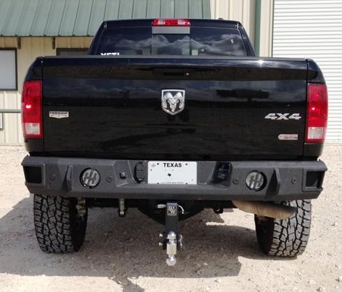 Hammerhead 600 56 0179 Rear Bumper With Sensors Dodge Ram 1500 2009 2015 Truck Bumpers Cool Truck Accessories Truck Accessories