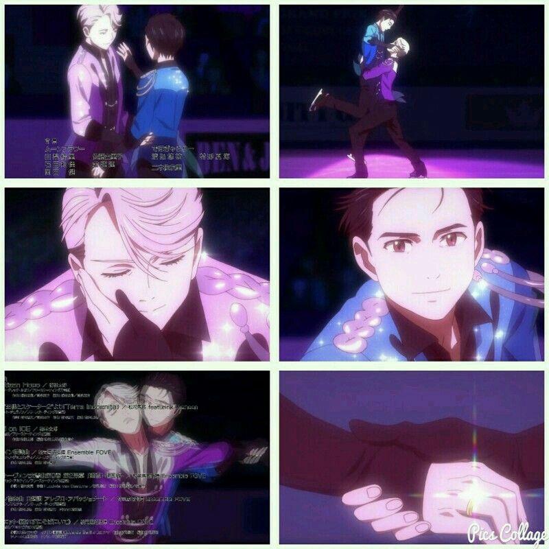 Dios no hay baile más seductor que el de Victor y yuri | Yuri ON Ice ...