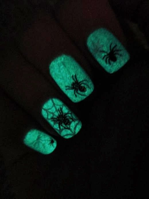 diy nails and gloves cute!!! - Google Search