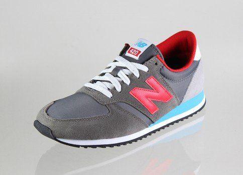 New Balance u420snbr (grey / red)
