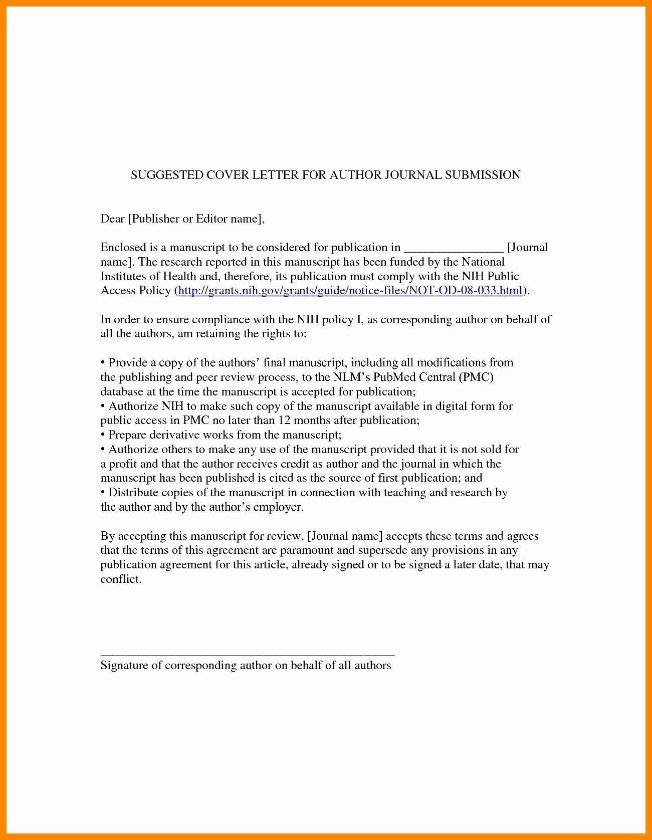 Simple Resume Cover Letter Template New Research Grant L Paper Nih Sam For Example Personal Statement Examples