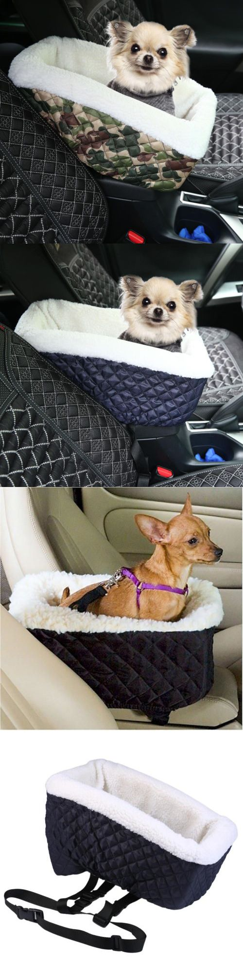 Car seats and barriers folding dog travel booster bag cat