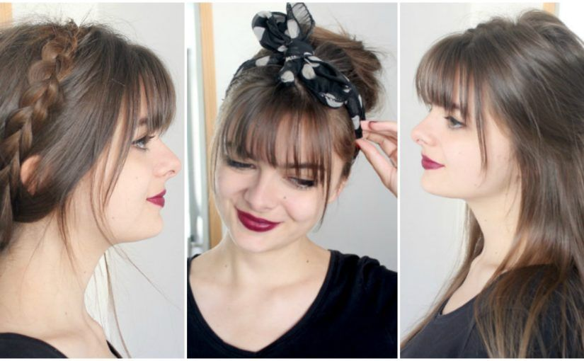 Pin By Pink Parapluie On Hair Hairstyles With Bangs Hair Styles Easy Hairstyles