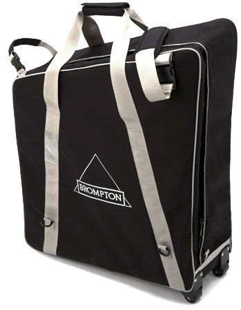 Brompton B Bag Soft Travel Case Nycewheels Com Bike Pinterest
