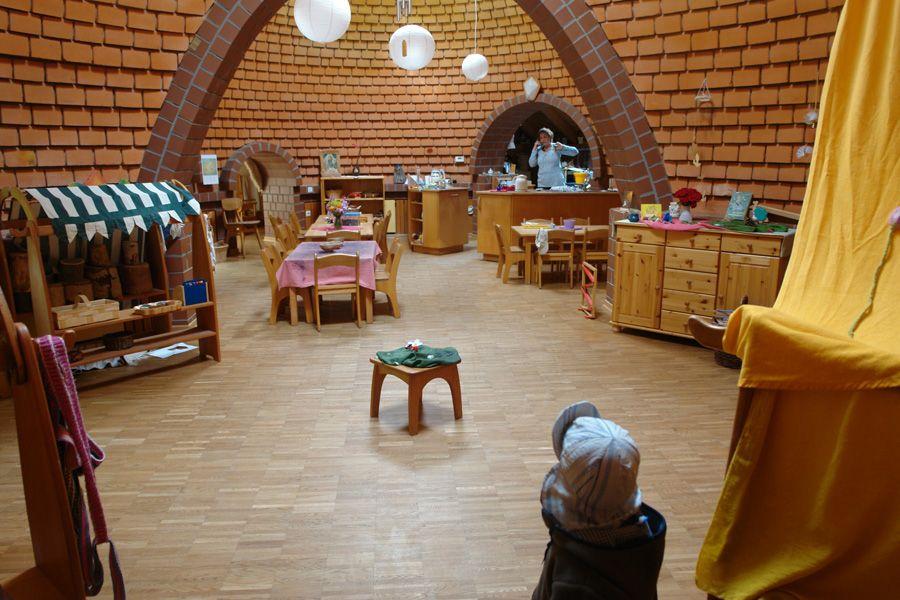 Kindergarten Sorsum Planung Prof. Dr.Ing. Gernot Minke