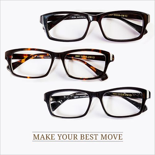 Life is your one chance to accomplish all that you desire for. Make your best move in the game called life with John Jacobs' Tortoise Rectangle #Eyeglasses, the super smooth and light weight pair made with Italian hand-made Acetate.   Buy here http://www.lenskart.com/john-jacobs-8867-tortoise-c2-eyeglasses.html