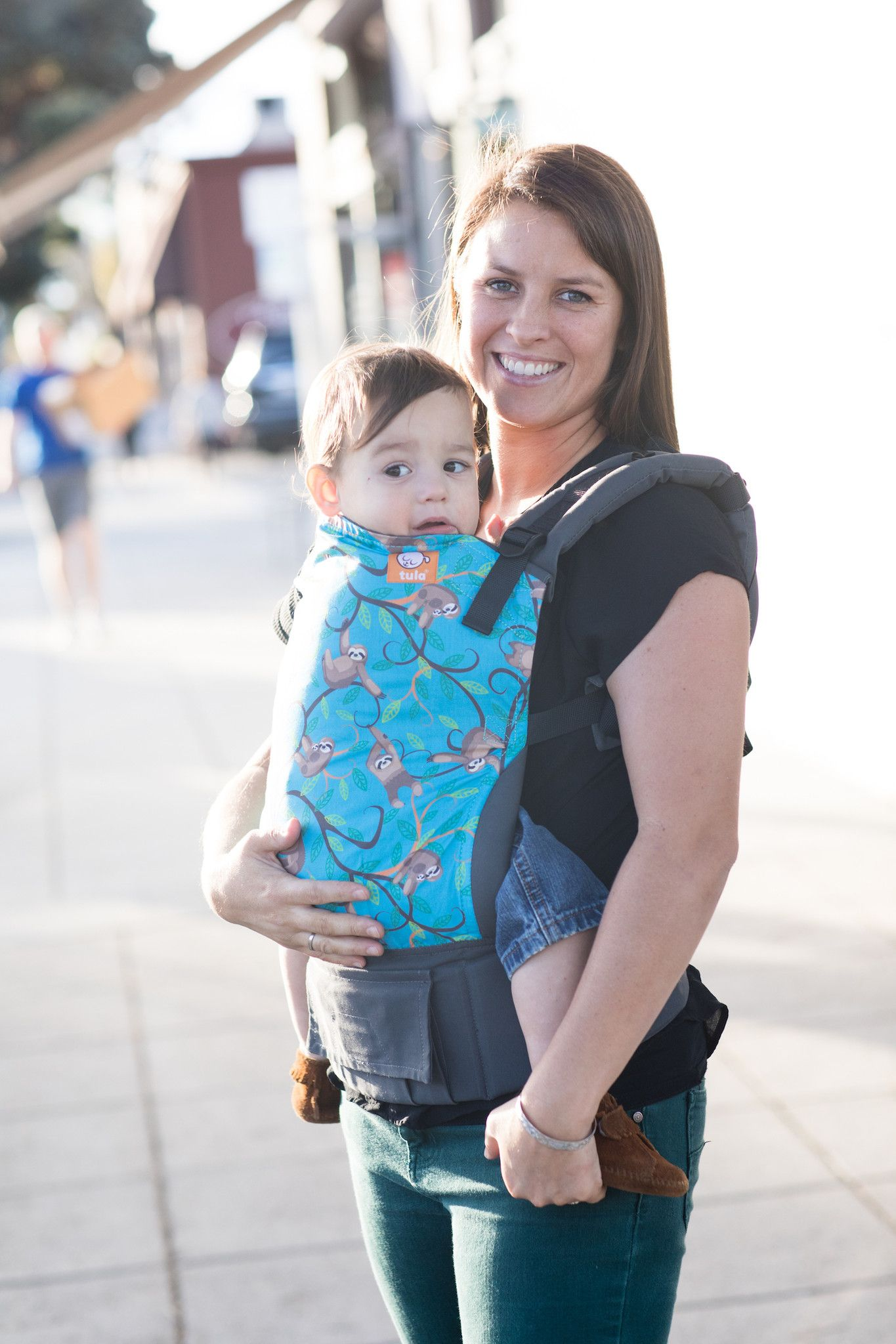 e4299c94165 Canvas - Lil Tulips exclusive  Slowpoke  TULA BABY CARRIER