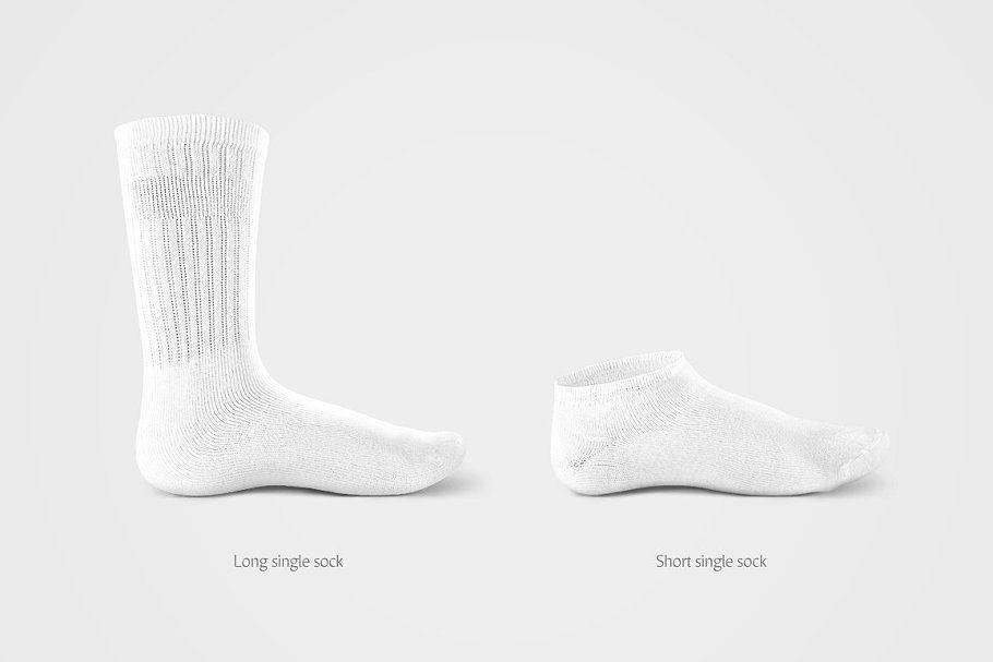 Socks Mockup Socks Clothing Mockup Design Mockup Free
