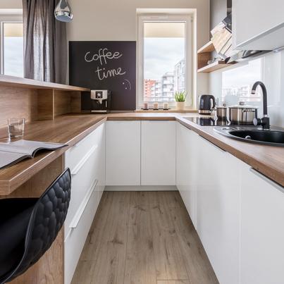 Inspirujace Projekty Kuchni Leroy Merlin En 2020 Cocinas Pequenas Muebles De Cocina Cocinas