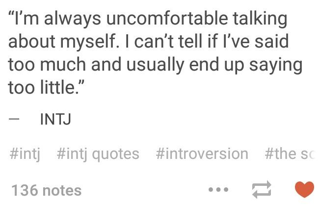 Source: #intj-irl | Your INTJ Is Showing (AKA The