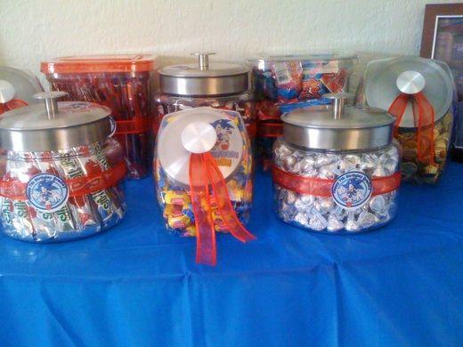 Sonic The Hedgehog Birthday Party Ideas