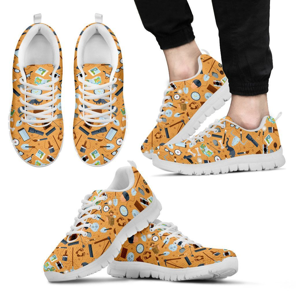 Archaeology Pattern Sneakers Products Buy shoes online