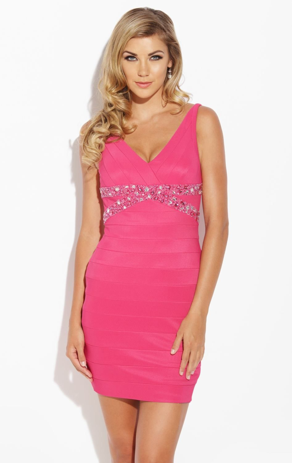 Embellished Mini Dress by Jolene for sale at $322.50 amazing price ...