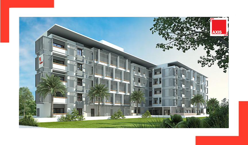 Axis Concept Launching Vedam Luxury Apartments In Jp Nagar Bangalore Strategically Located