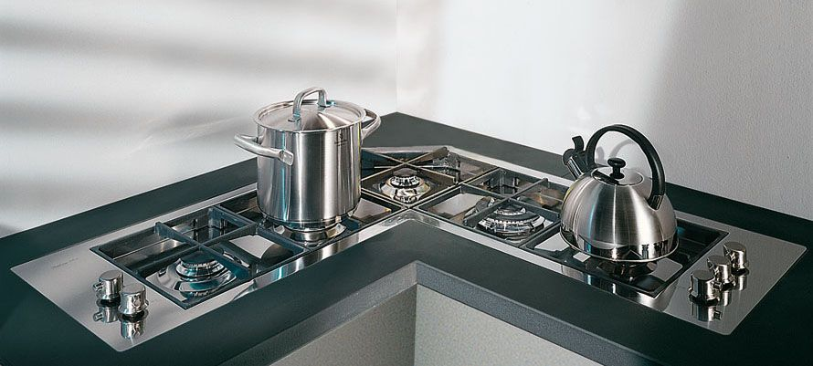 Risultati immagini per piano cottura angolare ikea | Kitchen ...