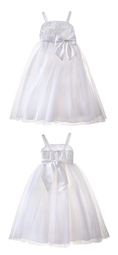 Simple Flower Girl Dress From Target I Do Style Pinterest