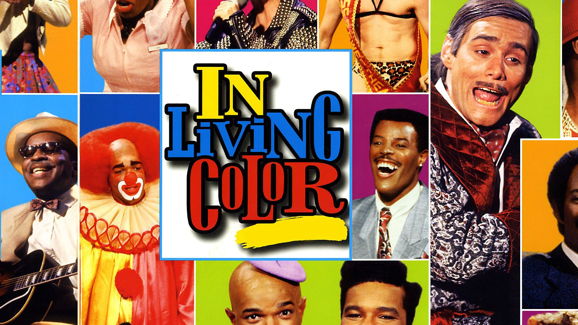 in living color tv series 1990 1994 when i was a kid