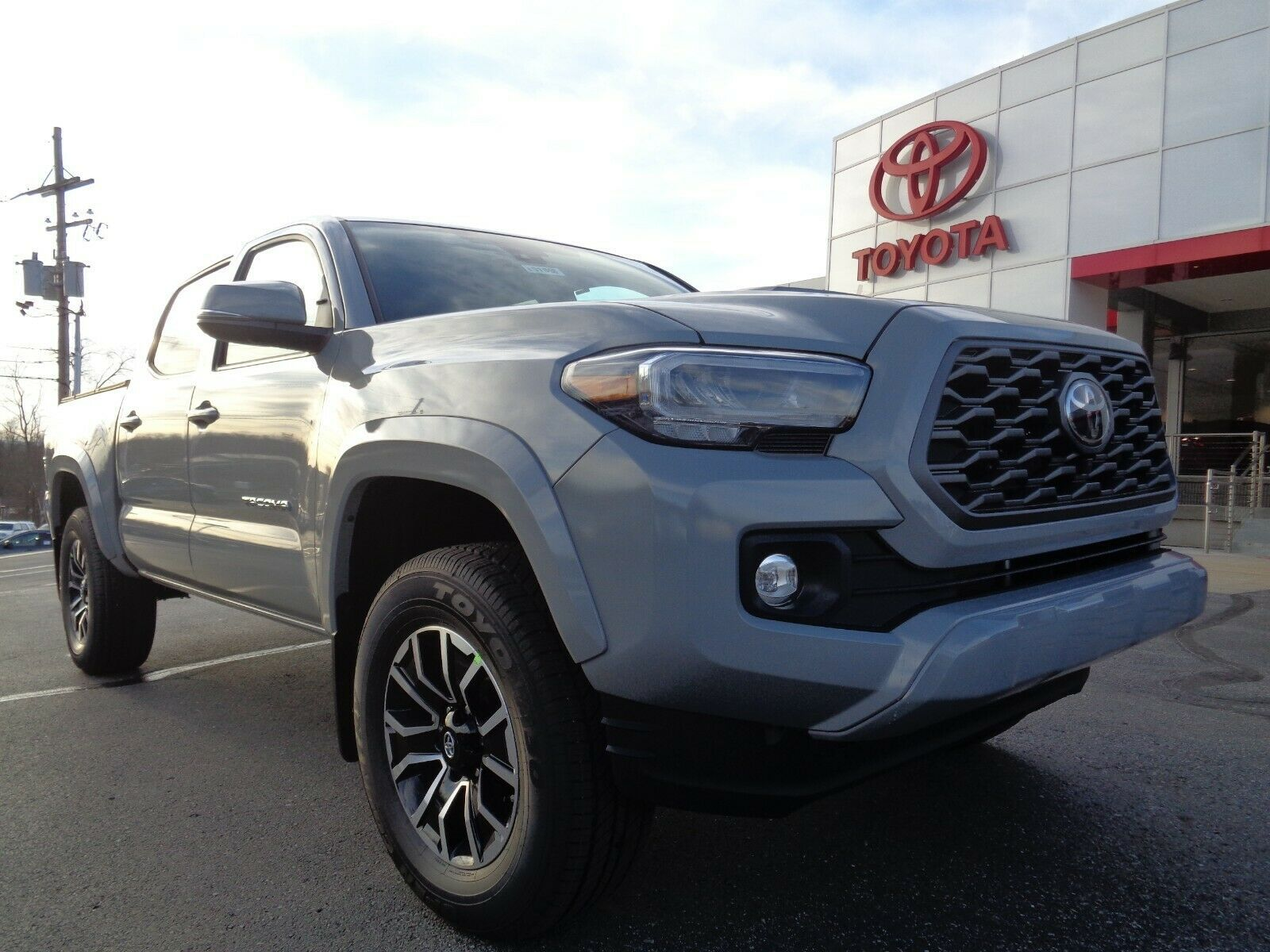 Used 2020 Toyota New 2020 Toyota TRD Sport