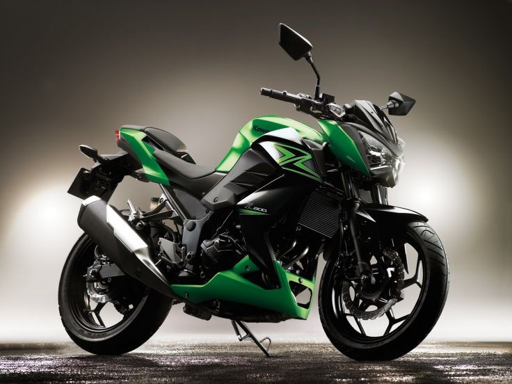 Kawasaki Z300 Wallpaper Bikes Hd Wallpapers Hdwallpapers Net