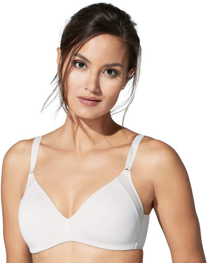 f6b2c159e972a Warner s Warners Bras  Cloud 9 Full-Coverage Wire-Free Bra with Lift RN2771A