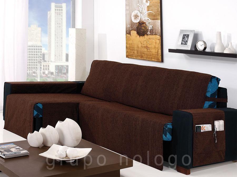 Fundas para sofa cheslong sof moderno anticaros funda de sof chaise longue sof toalla with - Fundas para cheslong ...