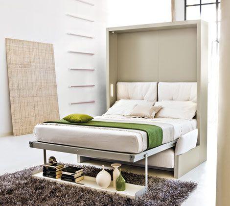 Awe Inspiring Nuovoliola 10 Space Saving System Queen Bed Sofa Creativecarmelina Interior Chair Design Creativecarmelinacom