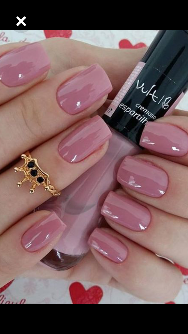 nails – Amei! Que lindaaas, formato das unhas, esmalte