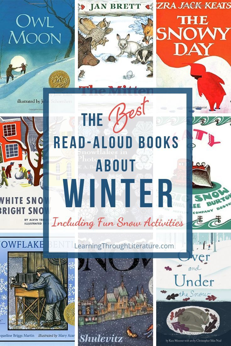 Book finder with images read aloud books winter books