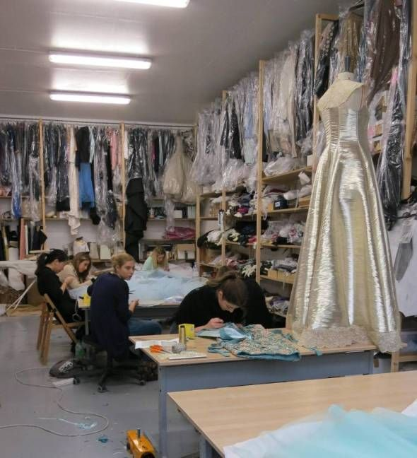In The Atelier Of Alexis Mabille