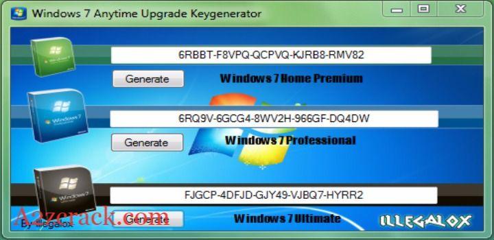 Windows 7 Ultimate Keygen Windows Ultimate Technology